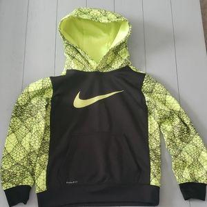 Boys Nike Dri-FIT sweatshirt